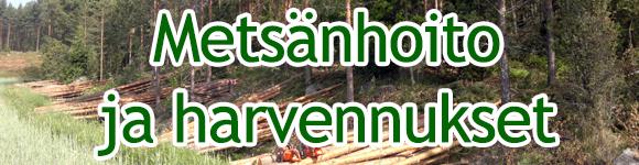 Metsänhoito Ja harvennukset